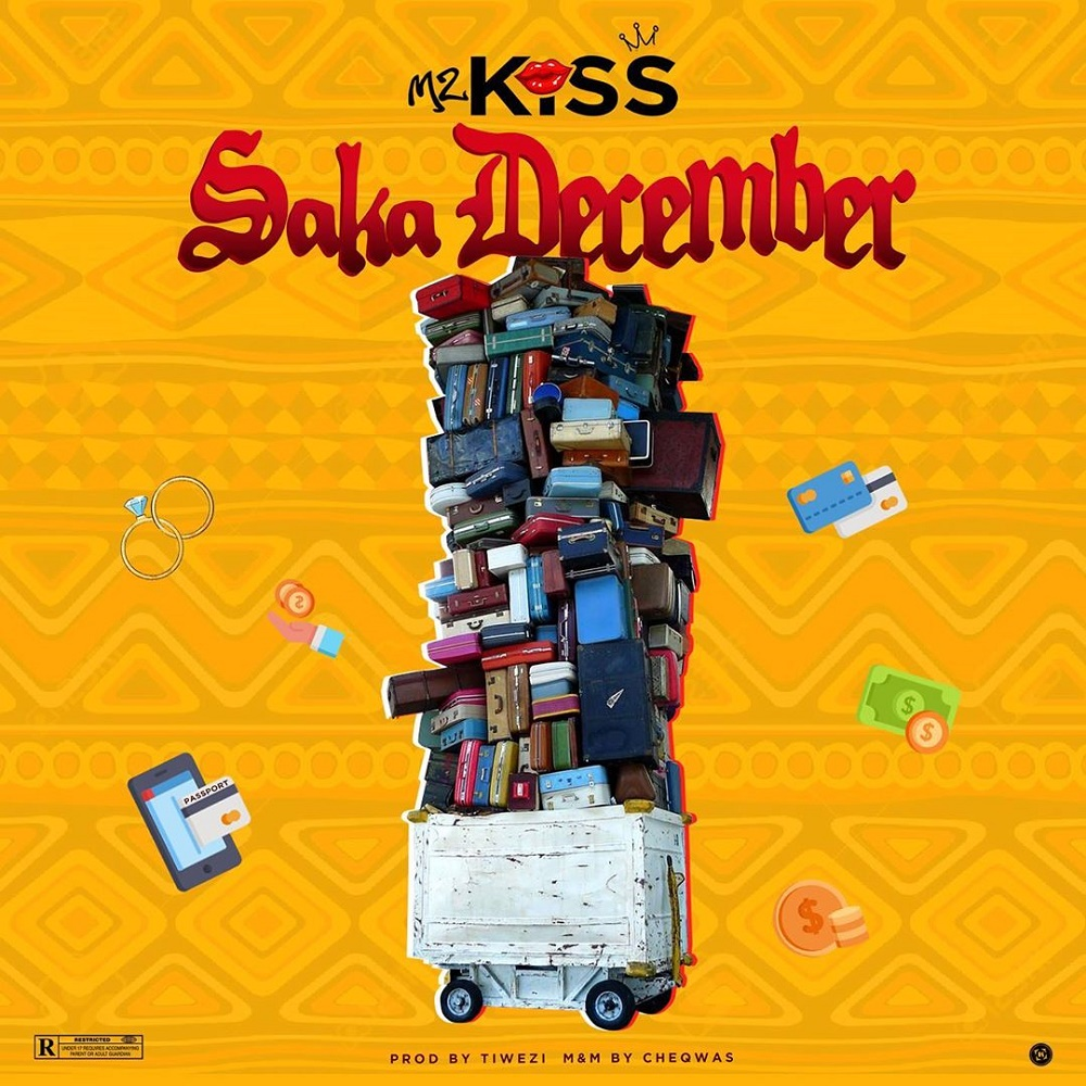 Mz Kiss – Saka December (Prod. By Tiwezi)