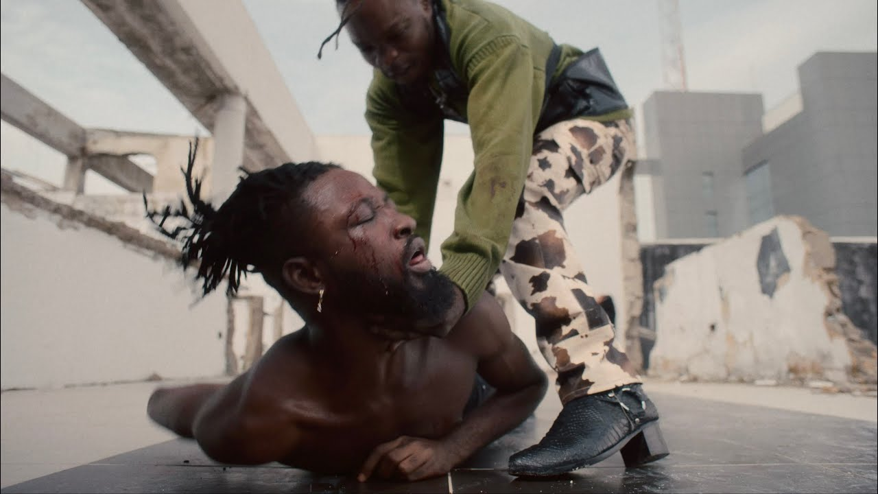 Naira Marley - As E Dey Go (Official Video)