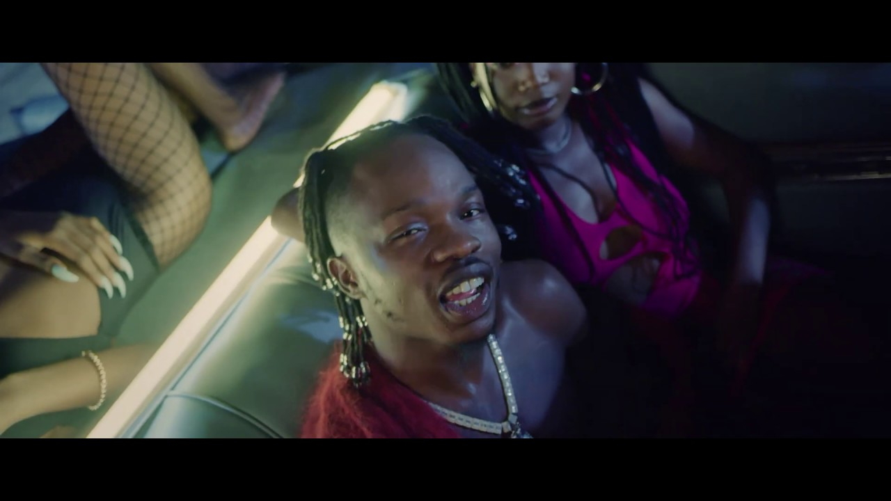 Naira Marley - Aye (Official Video)