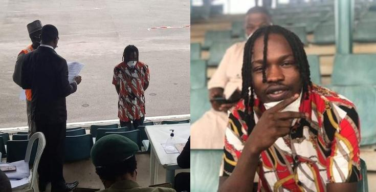 Naira Marley Convicted, fined N200,000 and asked to Apologize to the FG