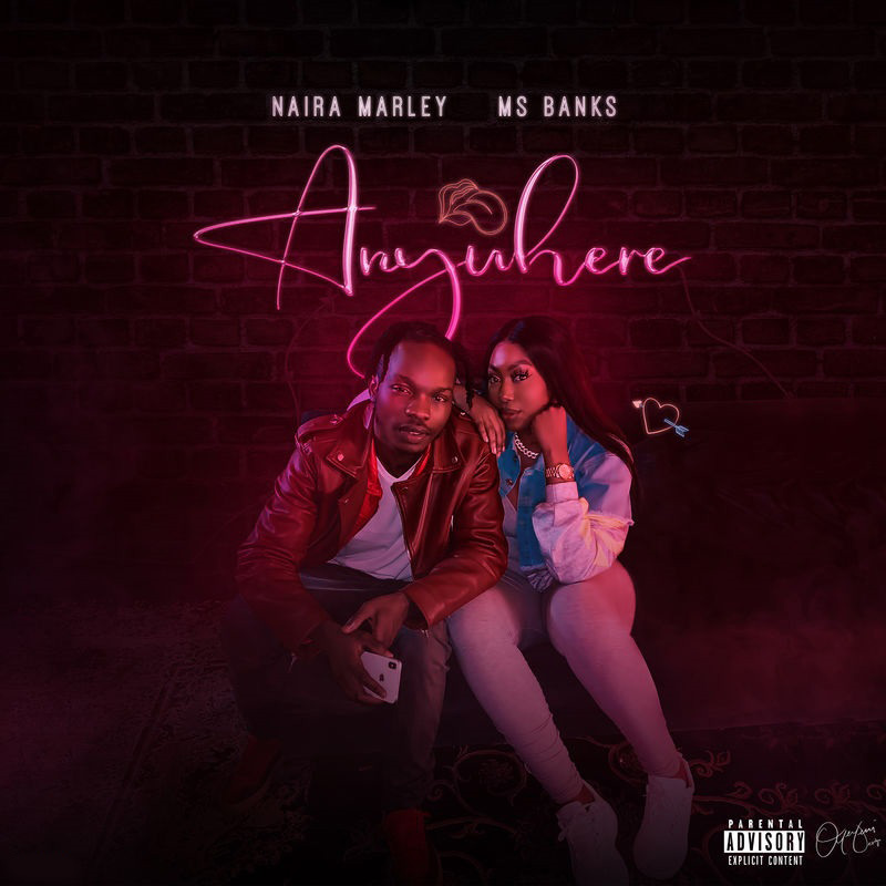 Naira Marley Ft. Ms Banks - Anywhere