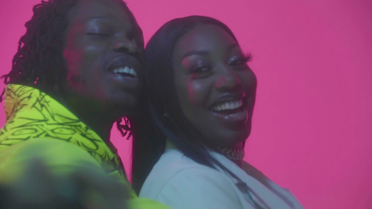 Naira Marley Ft. Ms Banks - Anywhere (Official Video)