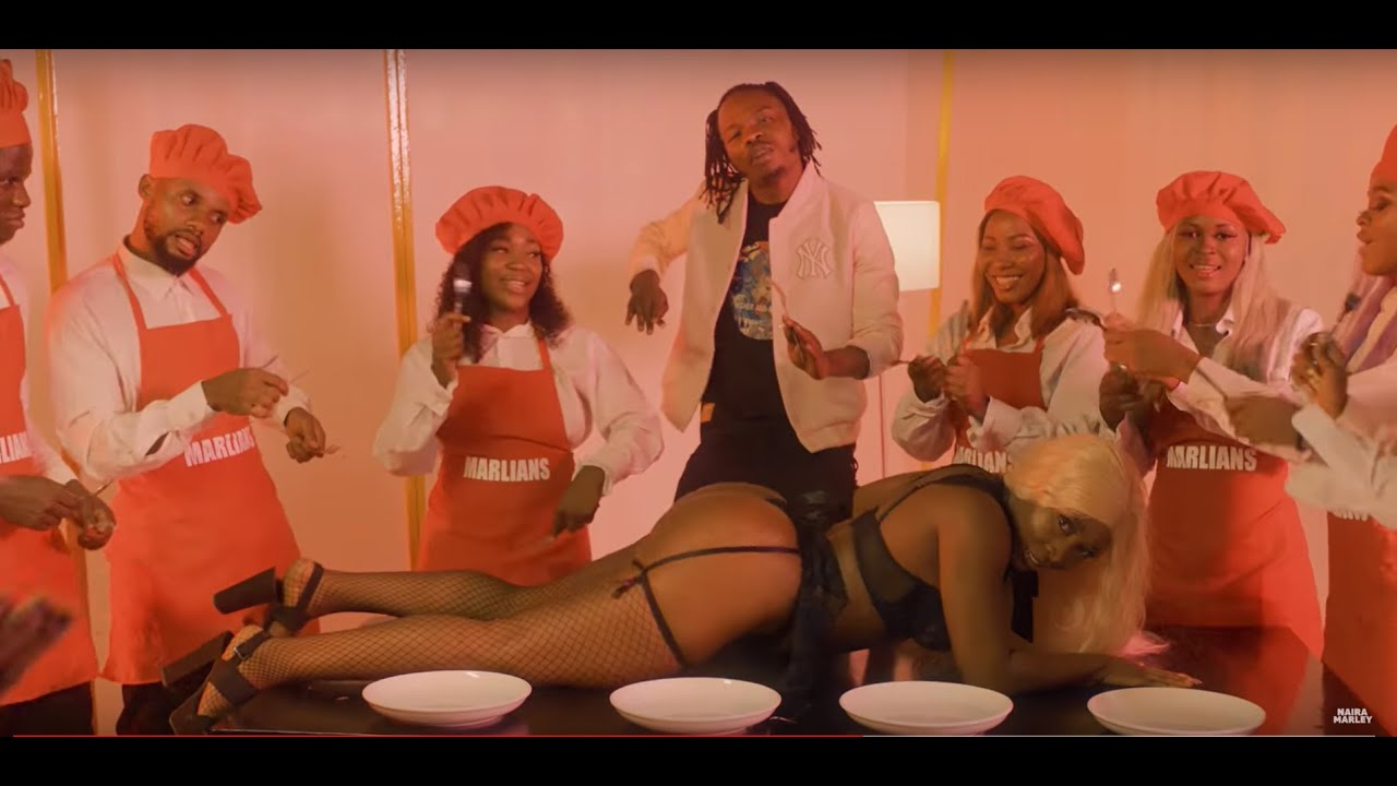 Naira Marley - IsheYen (Official Video)