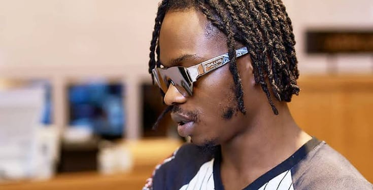 Naira Marley Signs Letter Of Apology For Violating Lagos State Lockdown Directive