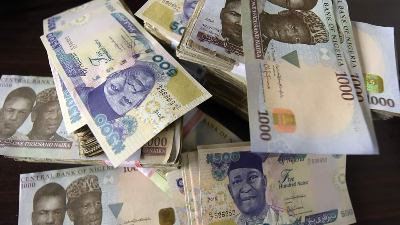 Naira Remains Steady Against Dollar On The FX Market