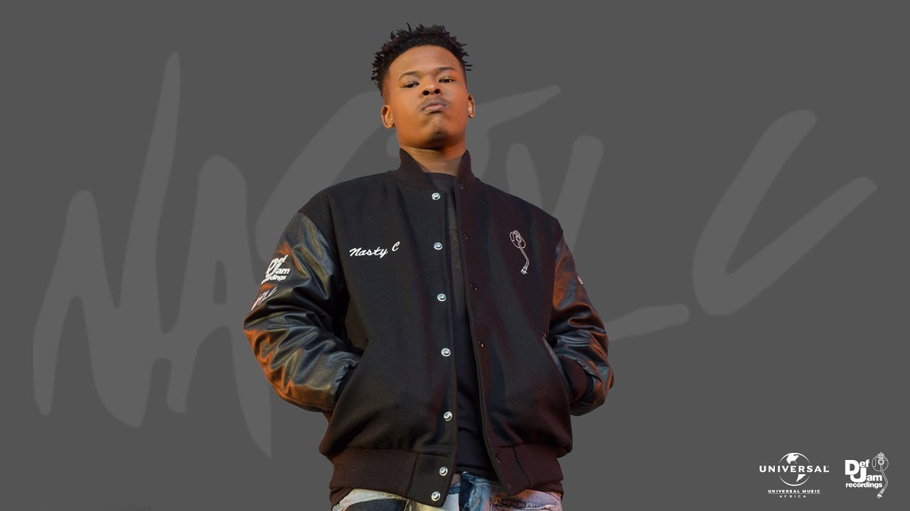 Nasty C - Lockdown Desktop Concert (Video)