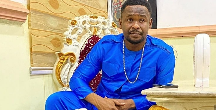 """Ndi Ala!!"" – Actor, Zubby Michael blasts the 'Yoruba' organizers of AMVCA"