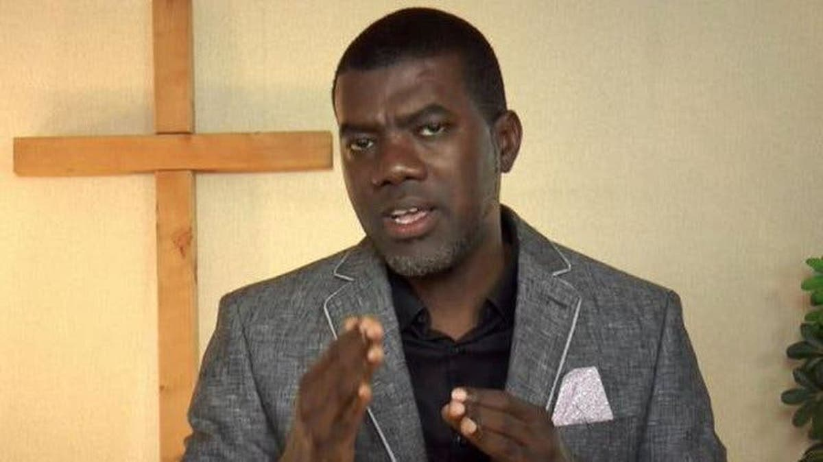 """Never eye your Wife's Money"" - Reno Omokri advises Men"