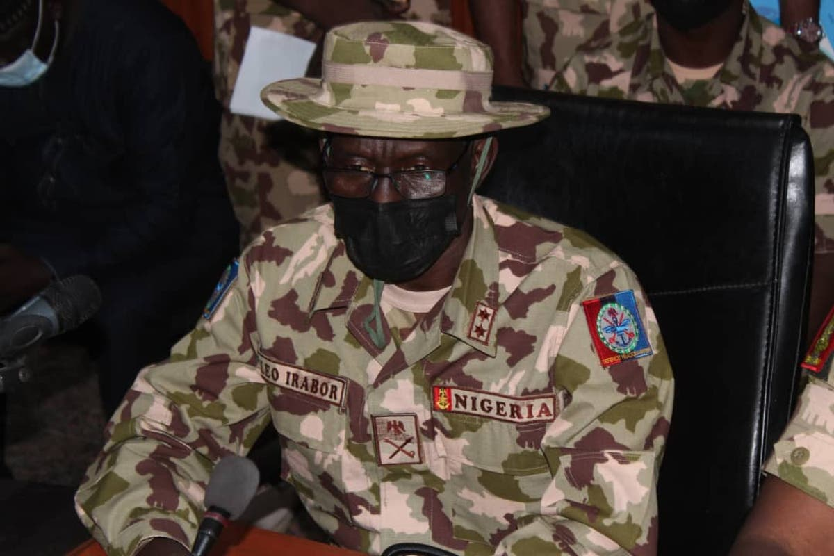 New Chief Of Defense Staff Debunks Report Of Release Of Chibok Girls