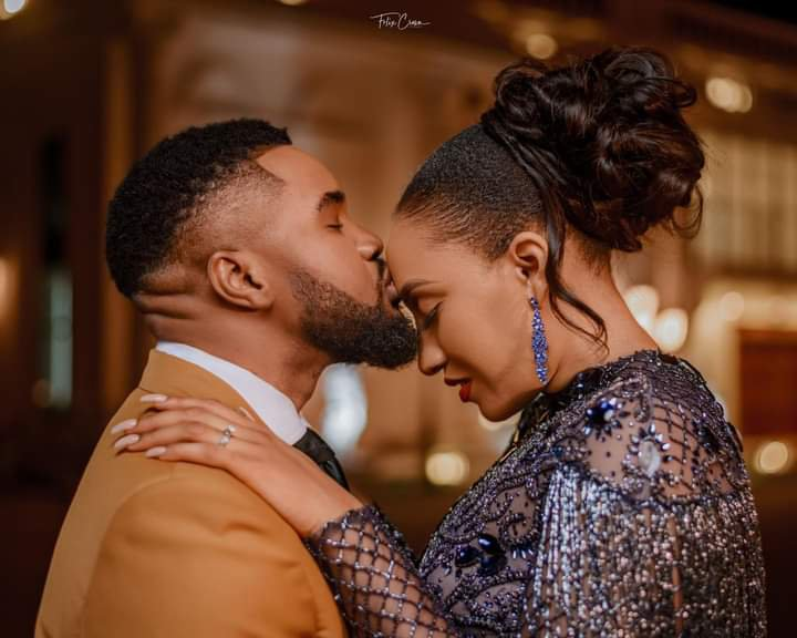 Newly wedded actor - Williams Uchemba reacts after he was accused of being gay