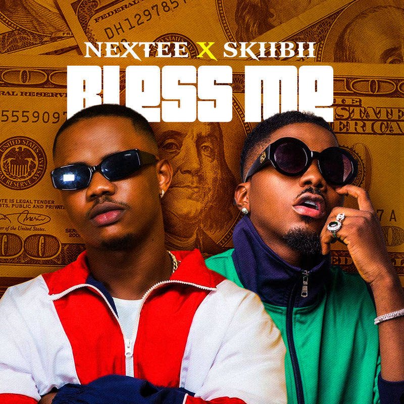 Nextee Ft. Skiibii - Bless Me