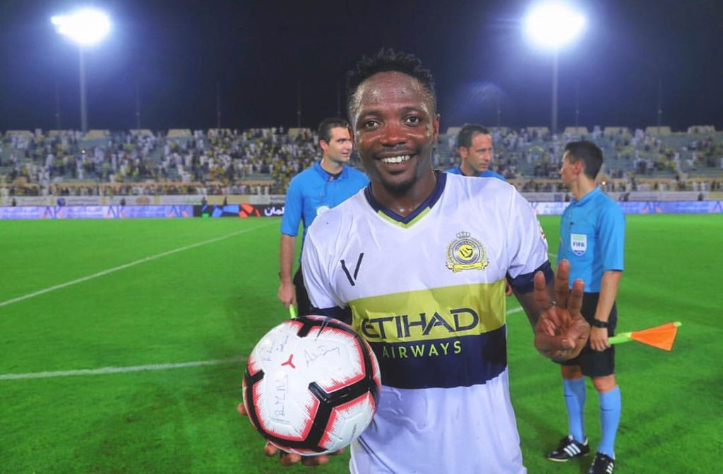 "Nigeria vs Sierra Leone: ""We Sincerely Apologize"" - Ahmed Musa (Watch Video)"