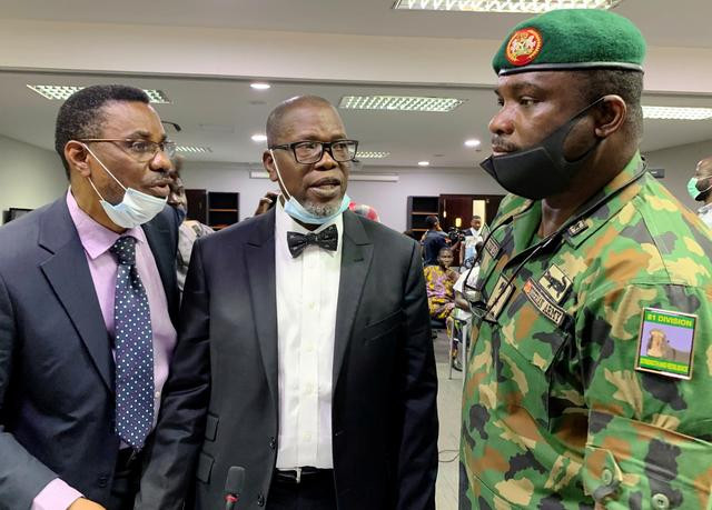 Nigerian Army Disbands Legal Team, Pulls Out Of Lagos Judicial Panel Investigating Lekki Tollgate Shooting