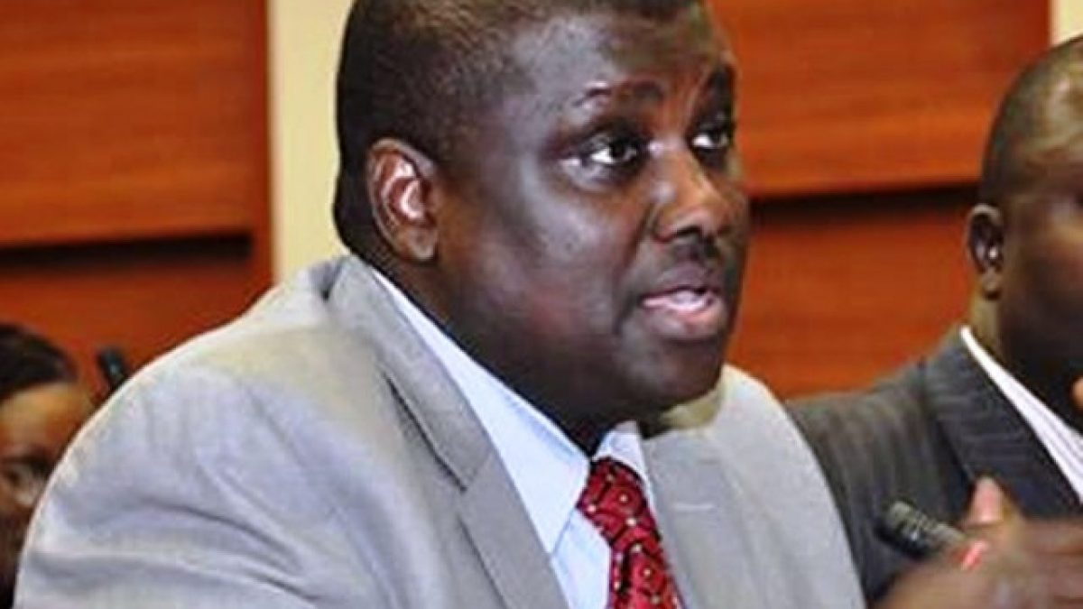 Nigerian intelligence Operatives arrest Ex-Pension Chairman, Maina in Niger Republic