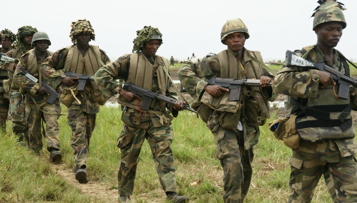 Nigerian Military eliminates Bandits in Kaduna after attack on Troops