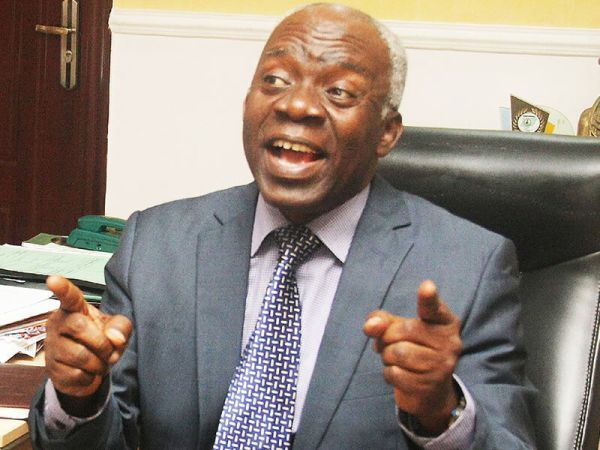 Nigerian Police Force Training Is Colonial And Completely Primitive – Femi Falana