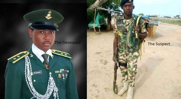 Nigerian Soldier Sentenced To Death By Firing Squad For Killing Senior Officer (Photo)