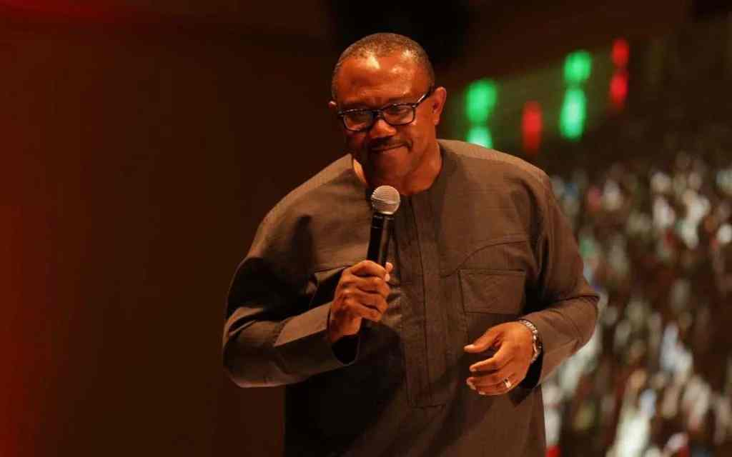 Nigerians speaking truth being persecuted - Obi hails Abaribe