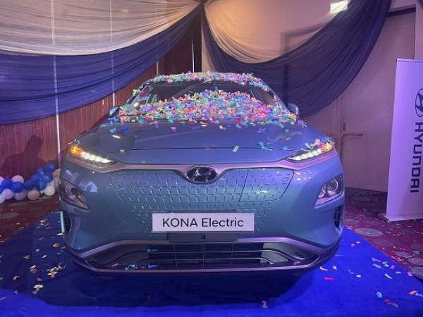 Nigeria's First Locally-assembled Electric Vehicle, Hyundai Kona EV, Launched By NADDC In Abuja