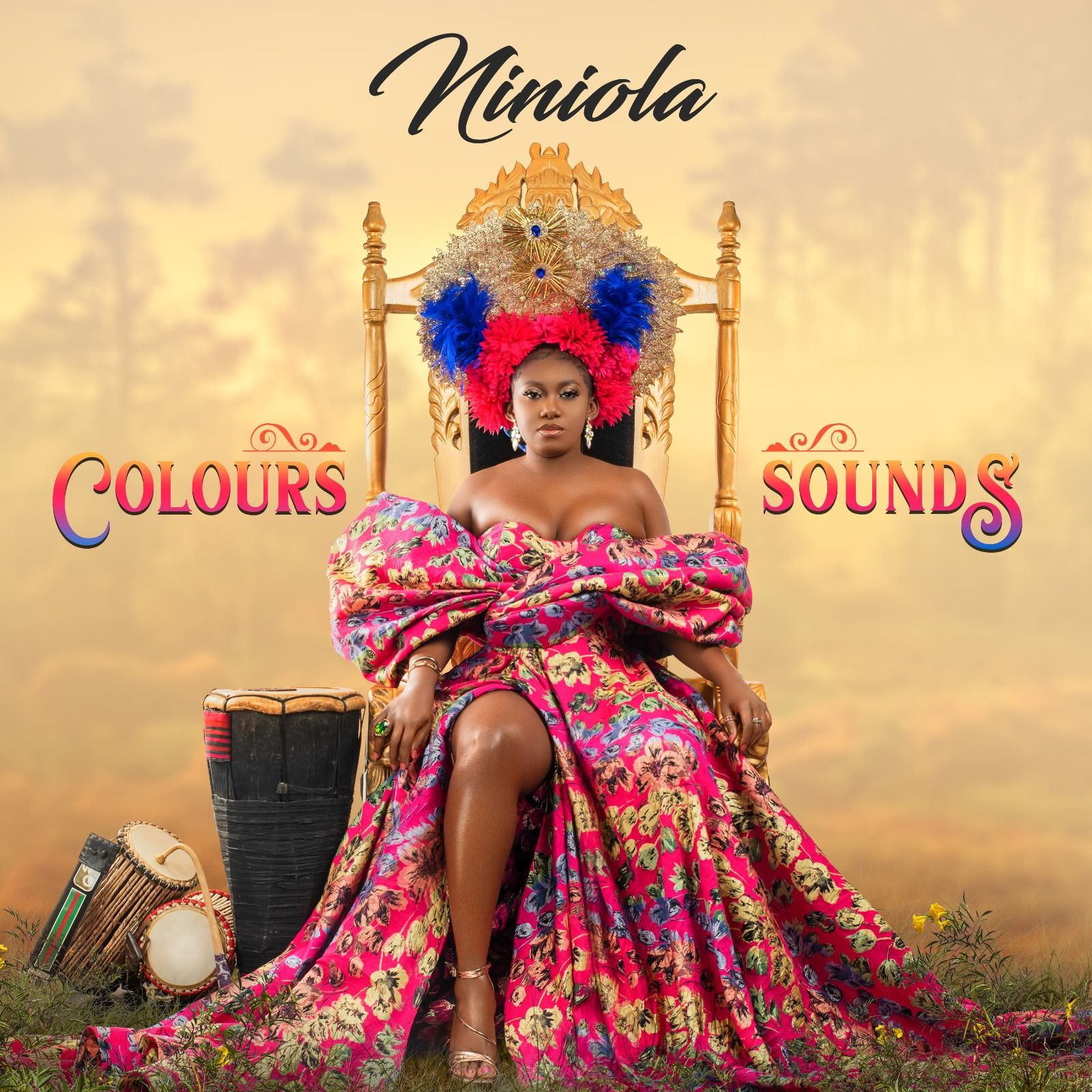 Niniola - Colours and Sounds (Album)