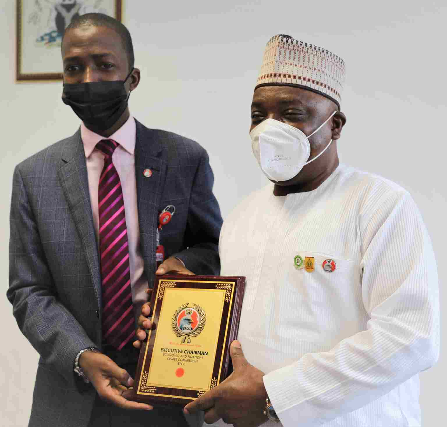 NISS alumnus will become EFCC Director of Intelligence - Bawa