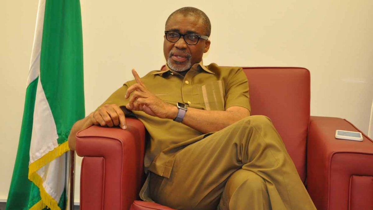 Nnamdi Kanu: Igbo'll resist attempt to arrest Abaribe - MASSOB replies Arewa youths