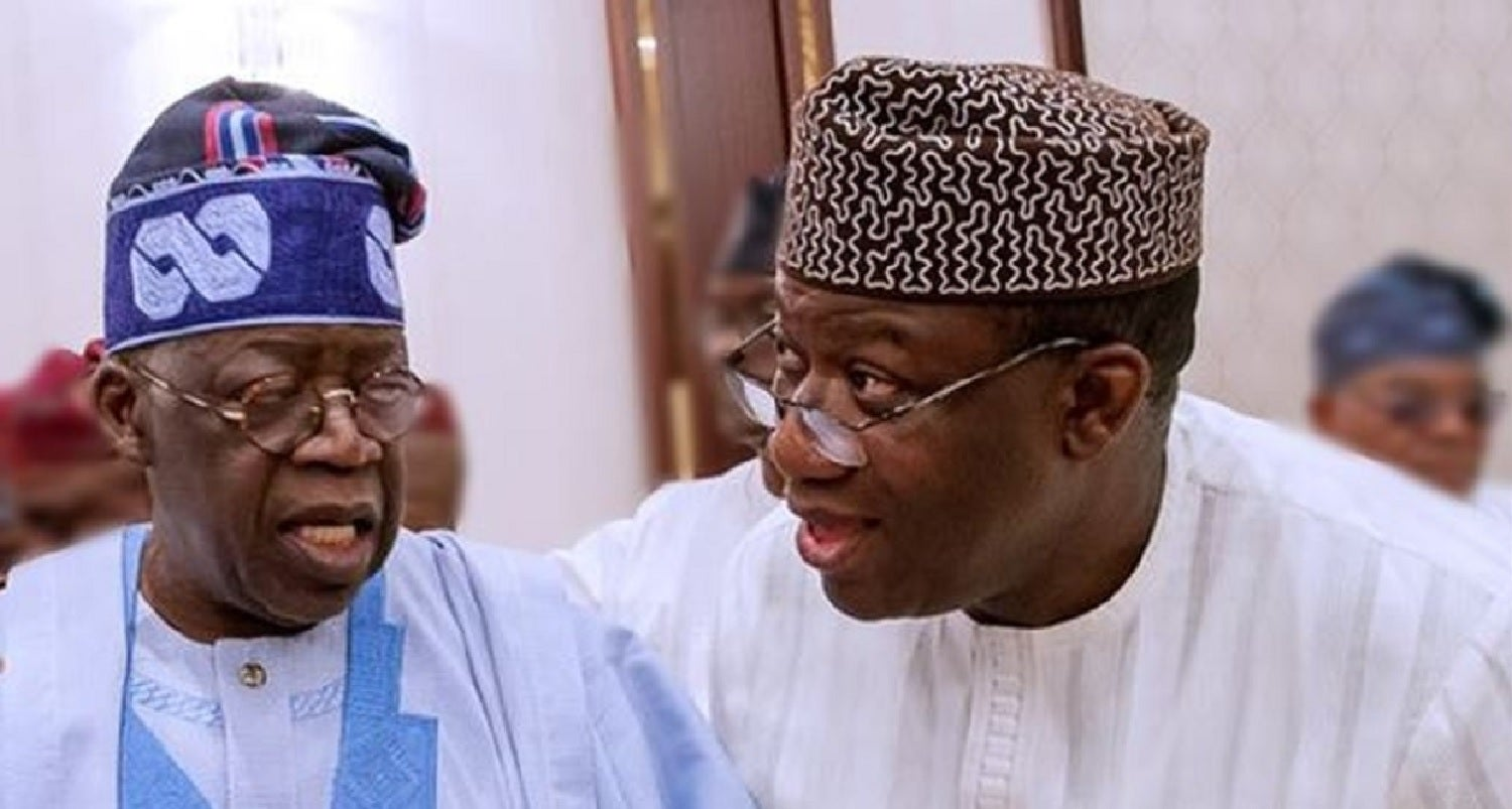 No cold war between Tinubu, Fayemi over 2023 Presidential Race - Ex-Ekiti APC Leader