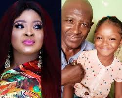 Nollywood Actress – Aishat Raji Loses Her Father