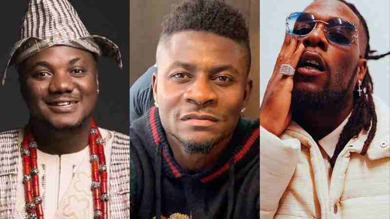 Obafemi Martins reacts to CDQ & Burna Boy's Fight