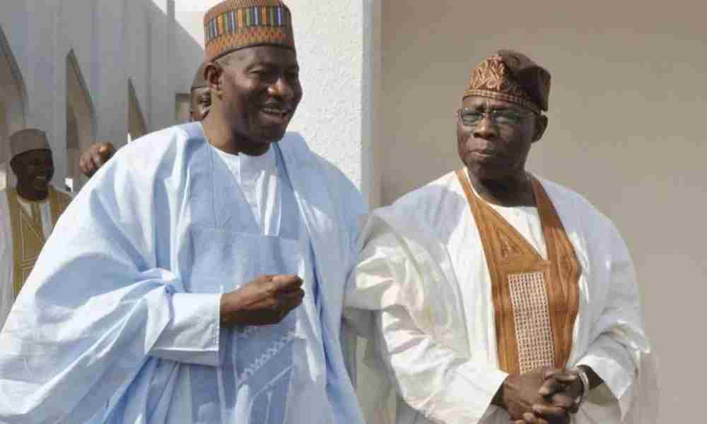 Obasanjo remains relevant - Jonathan