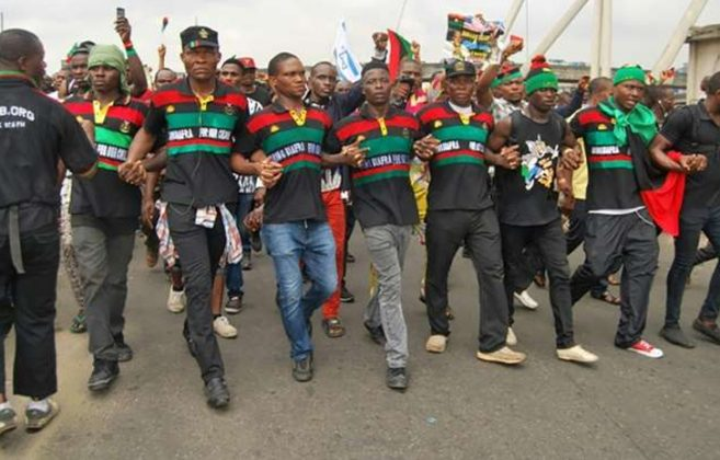 Oct 1St Sit At Home: No One Can Stop Us – IPOB