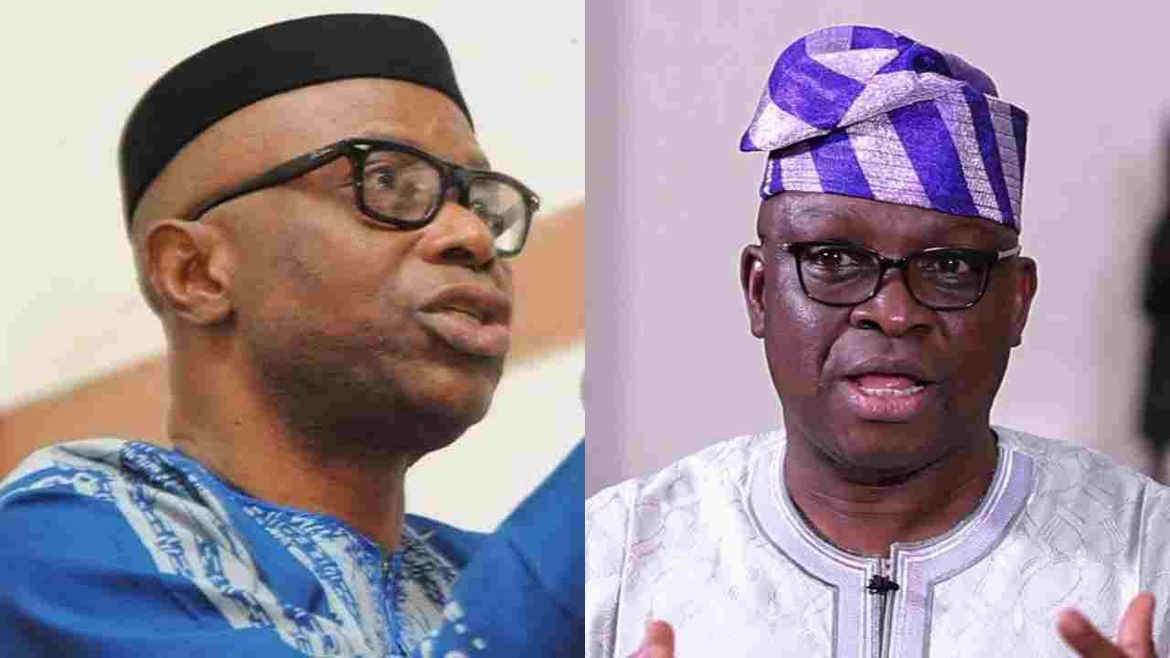Odumakin: Nigeria has lost one true Patriot - Mimiko, Fayose