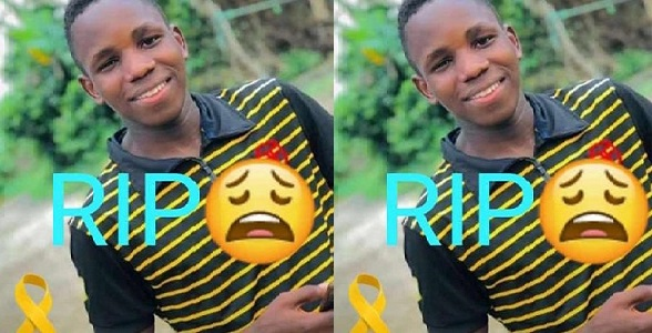 OGITECH Undergraduate Dies In Fatal Motorcycle Accident (See Photo)