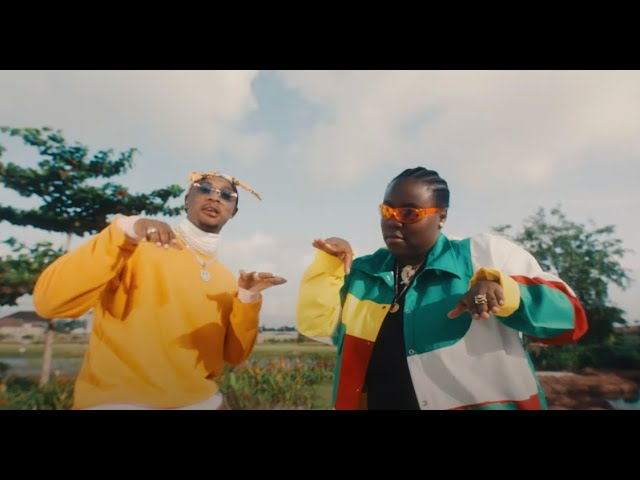 Ojayy Wright Ft. Teni - Fuji Pop (Official Video)