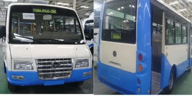 #OkadaBan: Lagos Govternment Rolls out 65 new Buses (Routes and Fares)