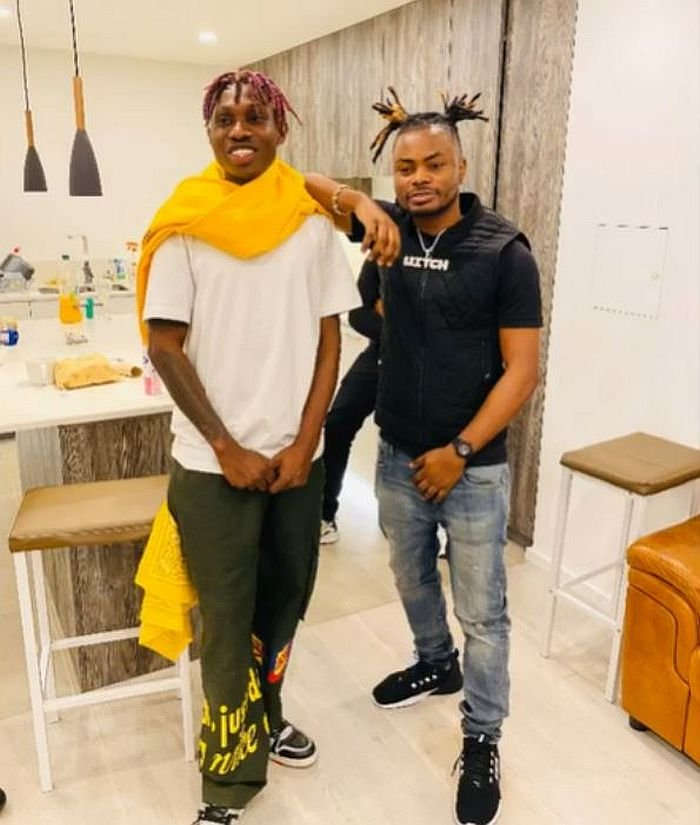 "OlaDips and Zlatan Ibile Working On A Joint EP ""Mainland To Island"""