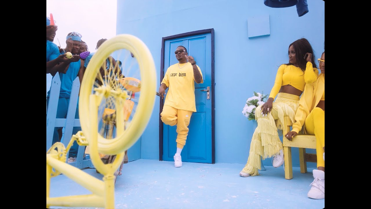 Olamide - Greenlight (Official Video)