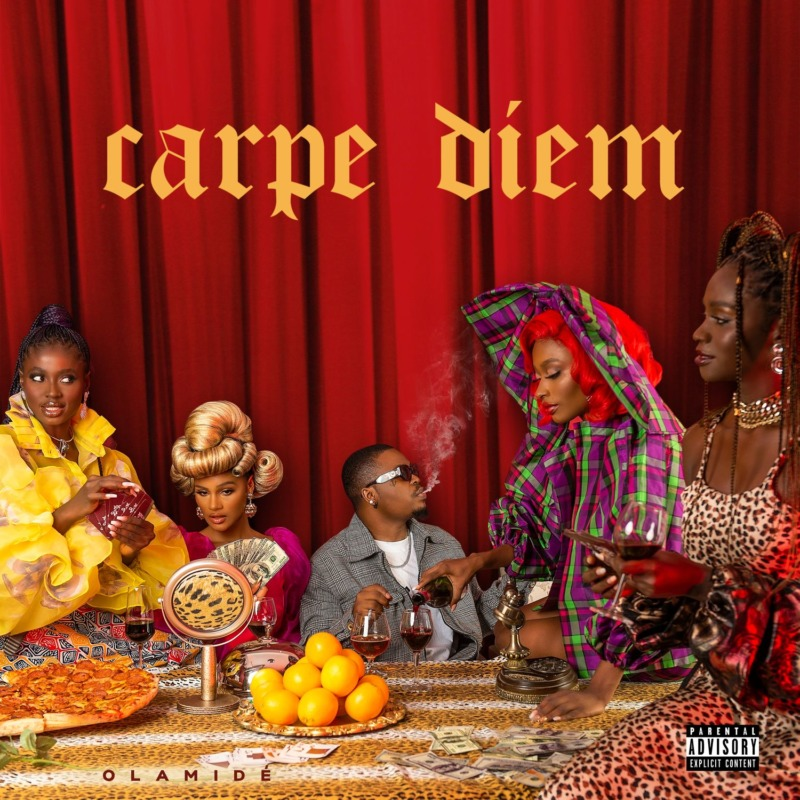 "Olamide's ""Carpe Diem"" Surpasses 80 Million Streams In 4 Weeks"