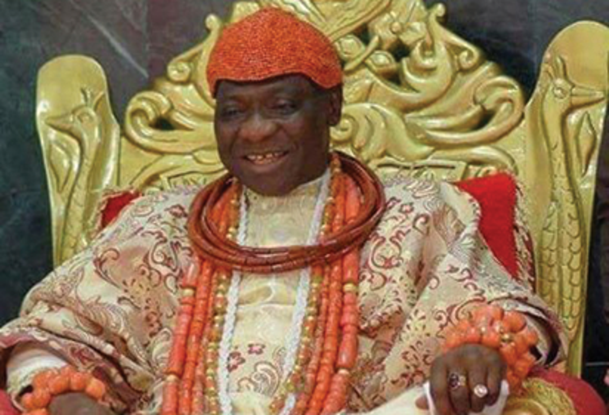 Olu of Warri, Ogiame Ikenwoli is Dead