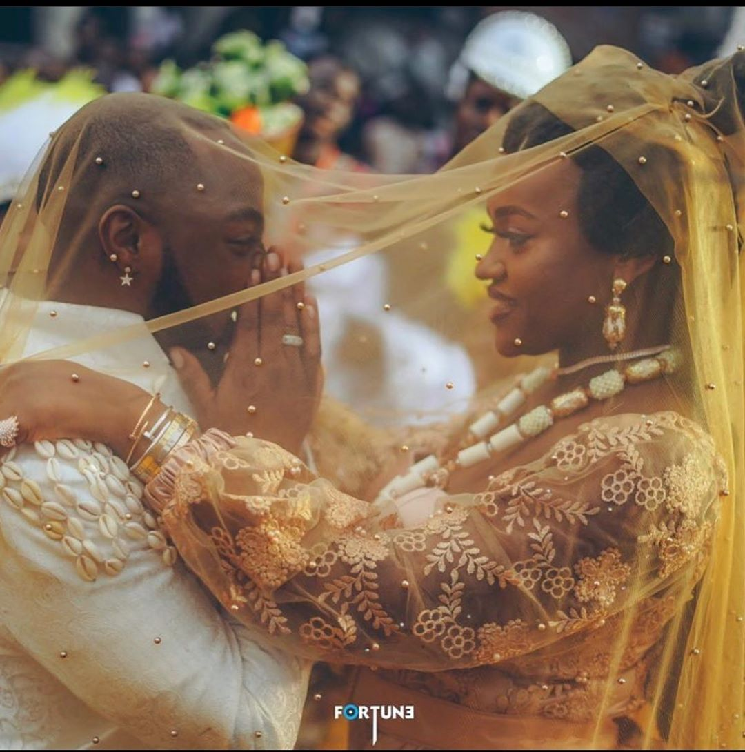 OMG! Davido's Fiancee, Chioma, Tested Positive for Coronavirus