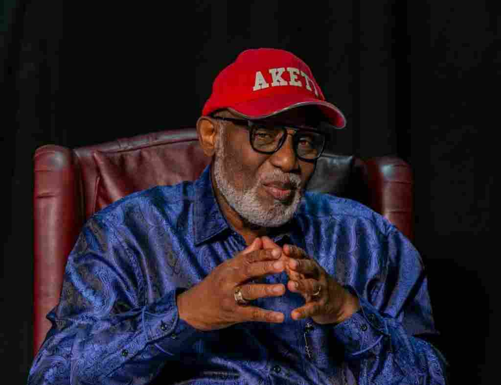 Ondo: Any cow seen on our streets will be arrested - Gov Akeredolu