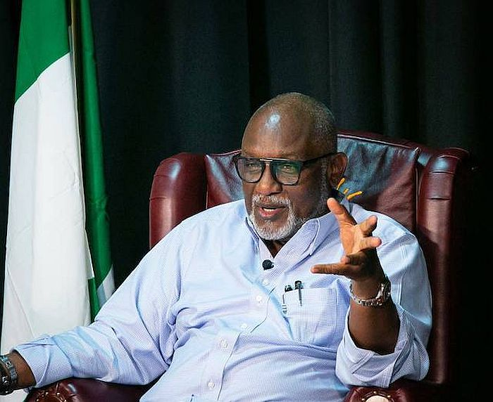 Ondo Guber Debate: PDP Wants To Blackmail My Govt – Gov. Akeredolu