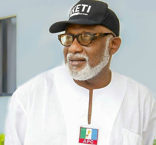 Ondo: SDP Candidate Steps Down For Governor Akeredolu