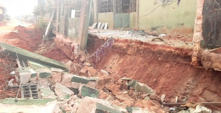 One Dead As Building Collapses In Oyo State