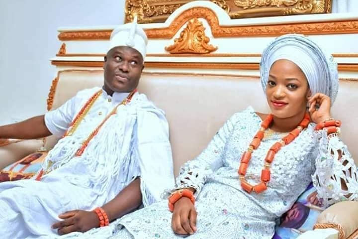 Ooni Of Ife Wife Delivers Baby Boy – Report