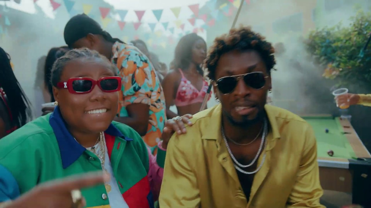 Orezi Ft. Teni - Your Body (Official Video)