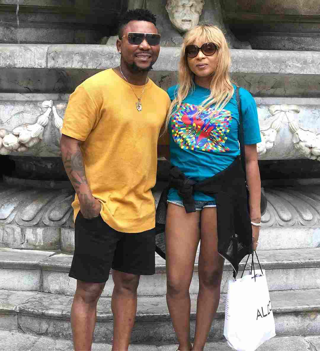 Oritsefemi's Wife, Nabila Calls Out Lady Who Came To Have Sex In Her Matrimonial Home