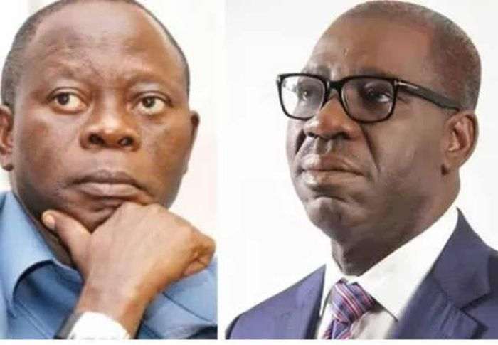 Oshiomhole Lacks Respect For Educated People ― Obaseki