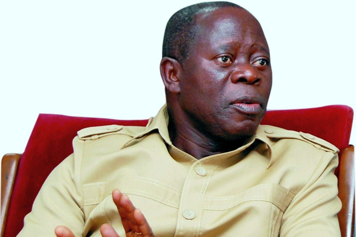 Oshiomhole reveals what he will do if given second Chance to be APC Chairman