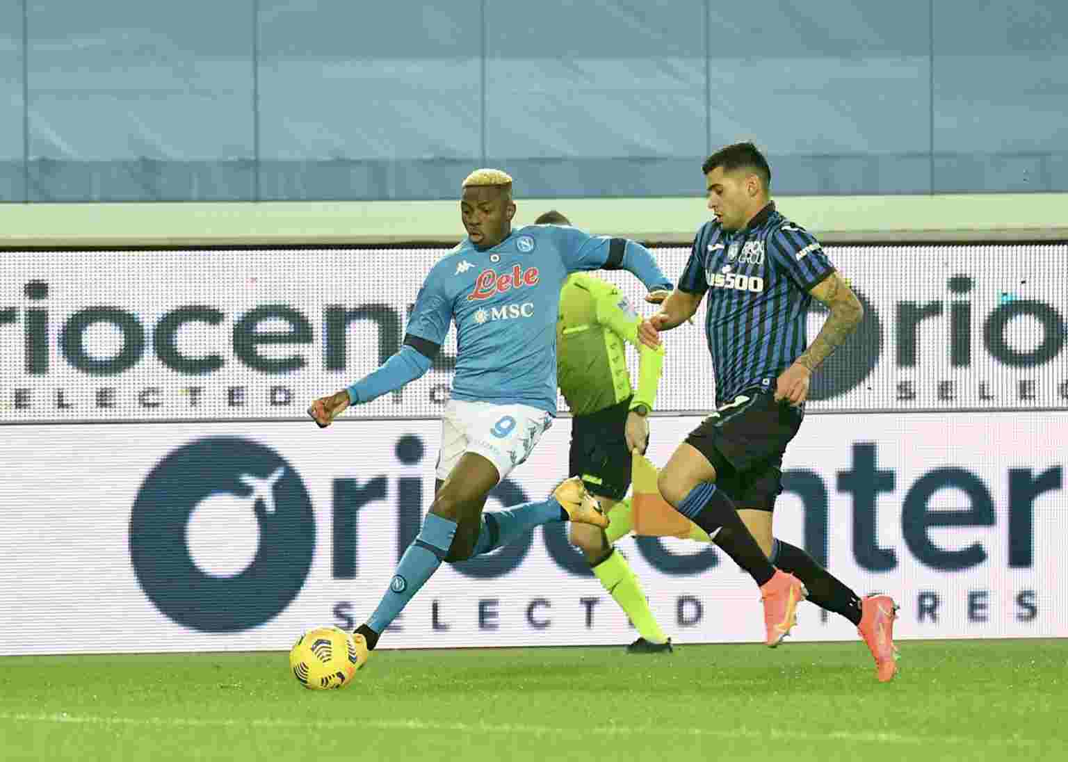 Napoli Provide Positive Update On Osimhen